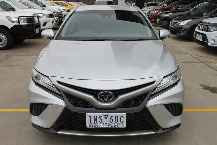 2018 Toyota Camry SX GSV70R Silver