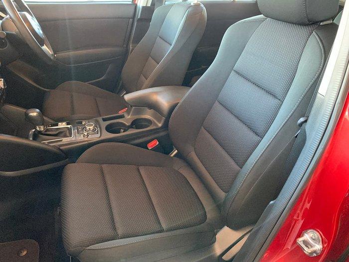 2015 Mazda CX-5 Maxx Sport KE Series 2 4X4 On Demand Red