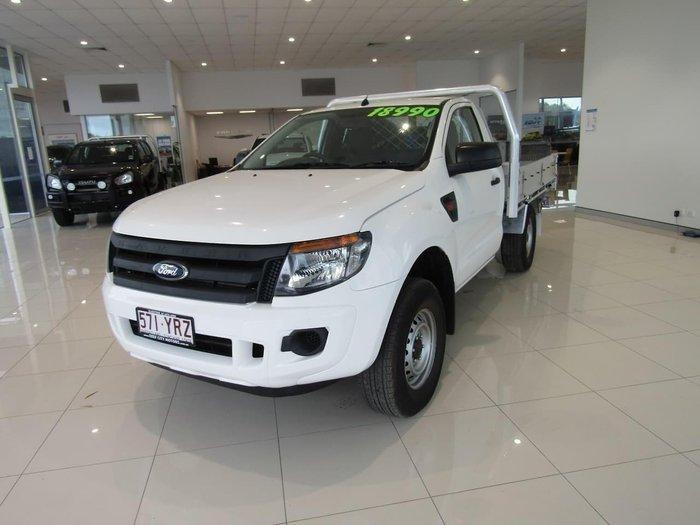 2014 Ford Ranger XL PX White