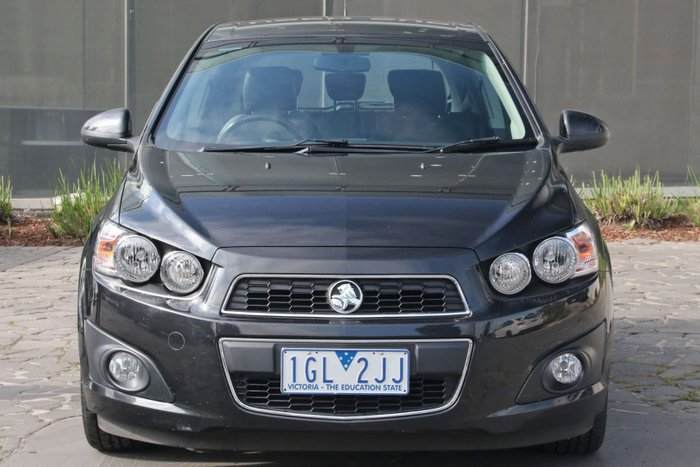 2015 Holden Barina CDX TM MY15 Black
