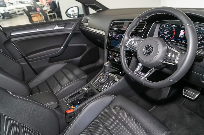 2018 Volkswagen Golf 110TSI Highline 7.5 MY19 White