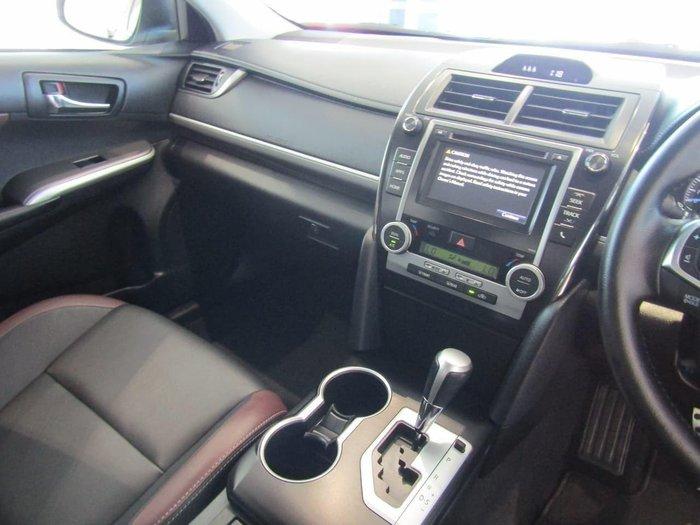 2015 Toyota Camry ATARA SX ASV50R Wildfire