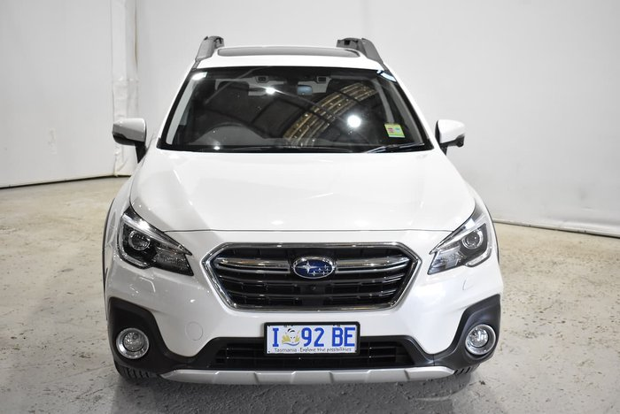 2019 Subaru Outback 2.5i Premium 5GEN MY19 Four Wheel Drive White