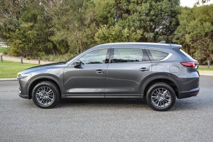 2019 Mazda CX-8 Sport KG Series 4X4 On Demand Grey