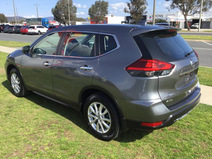 2018 Nissan X-TRAIL ST T32 Series II 4X4 On Demand Grey