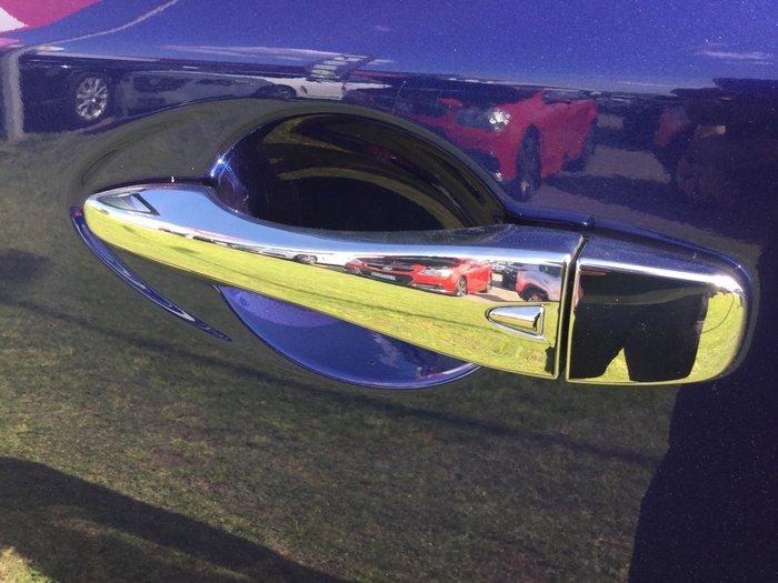 2018 Nissan Pathfinder ST R52 Series II MY17 Blue