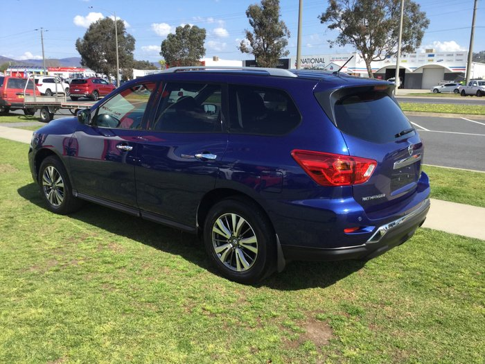 2018 Nissan Pathfinder ST R52 Series II MY17 Blue
