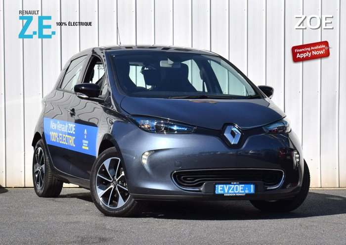 2017 Renault Zoe Intens B10 Grey