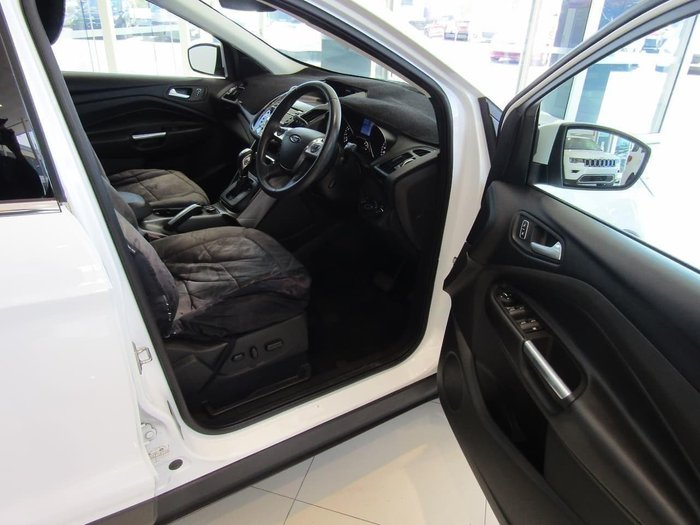 2013 Ford Kuga Trend TF 4X4 On Demand Frozen White