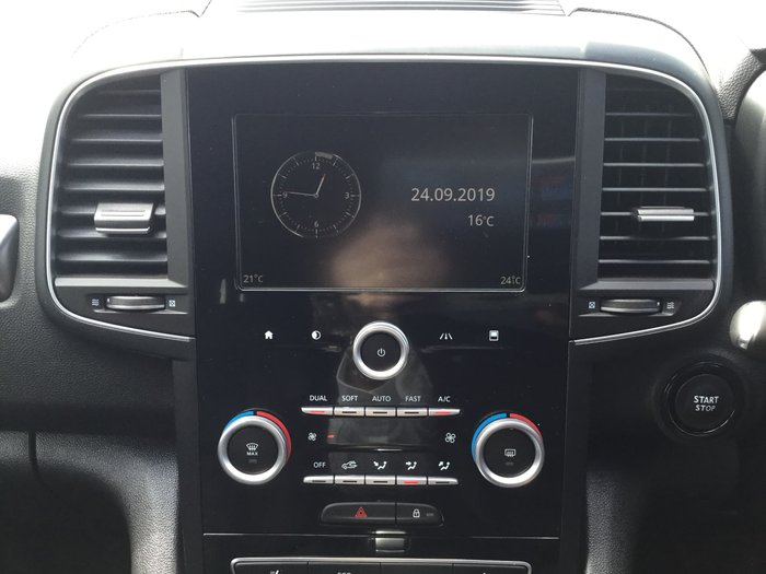 2016 Renault Koleos Zen HZG Grey