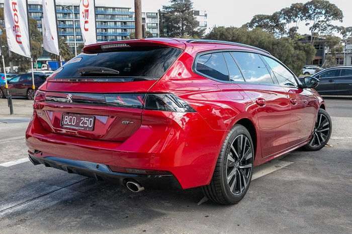 2019 Peugeot 508 GT R8 MY19 Red