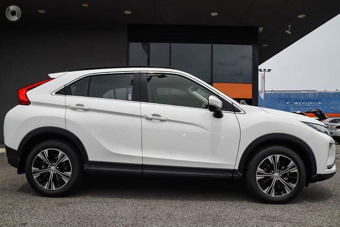 2018 Mitsubishi Eclipse Cross ES YA MY18 White