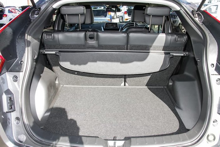 2018 Mitsubishi Eclipse Cross Exceed YA MY18 4X4 On Demand Grey
