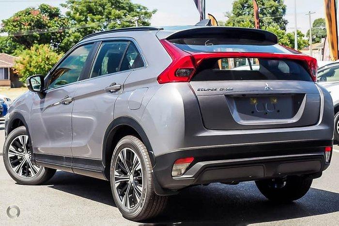 2018 Mitsubishi Eclipse Cross ES YA MY18 Grey