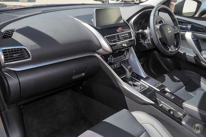 2017 Mitsubishi Eclipse Cross Exceed YA MY18 Grey