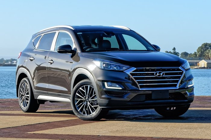 2018 Hyundai Tucson Elite TL3 MY19 4X4 On Demand Brown