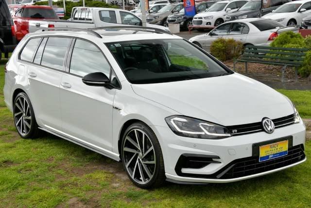 2018 Volkswagen Golf R Grid Edition