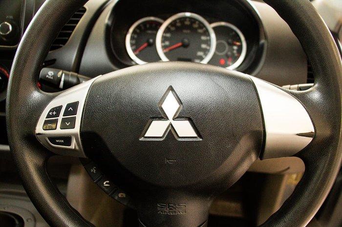 2014 Mitsubishi Triton GL MN MY15 Silver