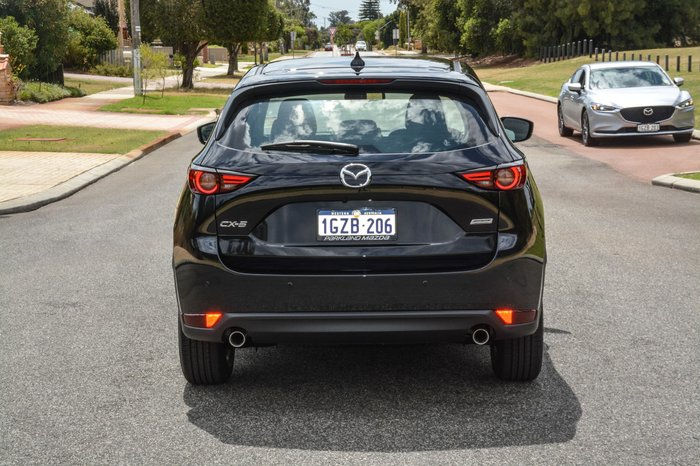 2019 Mazda CX-5 Maxx Sport KF Series Black