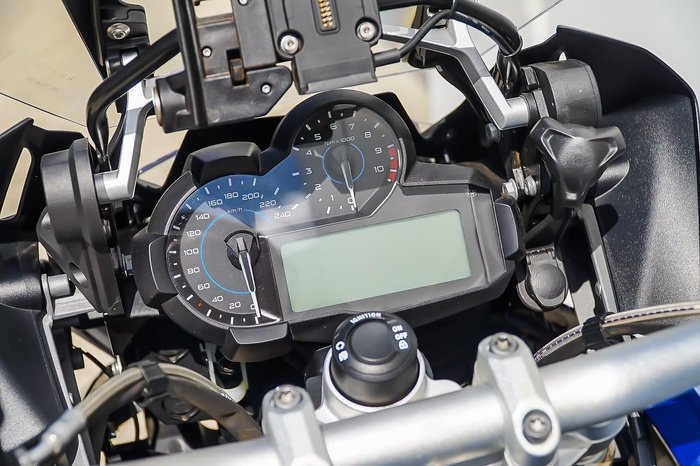 2017 BMW R 1200 GS null null Blue