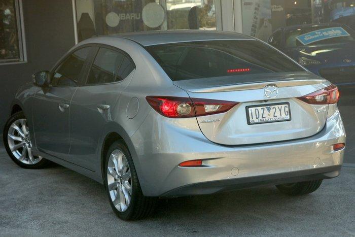 2014 Mazda 3 SP25 BM Series Silver