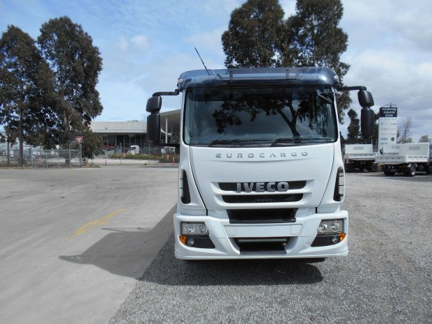 2012 Iveco Eurocargo ML225 WHITE