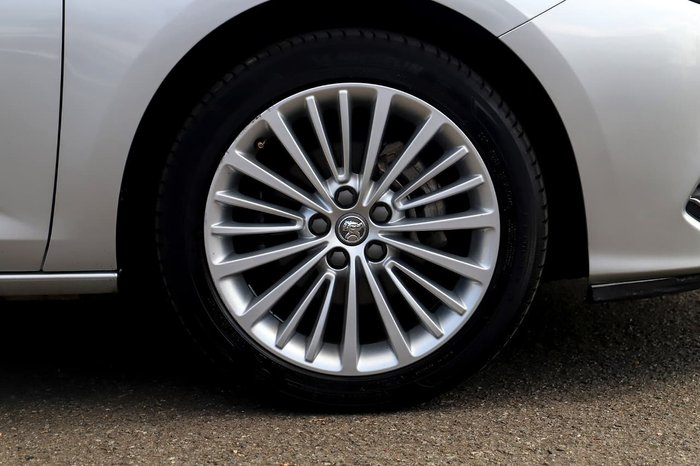 2017 Holden Astra R BK MY17 Silver