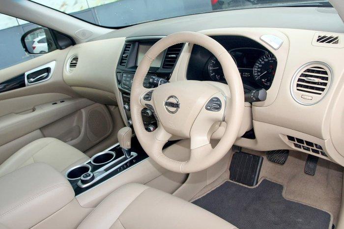 2015 Nissan Pathfinder ST-L R52 MY15 4X4 On Demand Blue