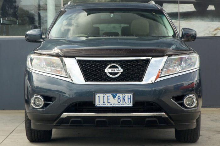 2015 Nissan Pathfinder ST-L R52 MY15 4X4 On Demand Blue