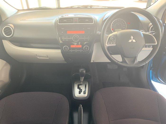 2013 Mitsubishi Mirage ES LA MY14 null