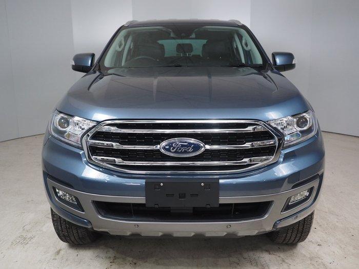 2018 Ford Everest Trend UA II MY19 Blue