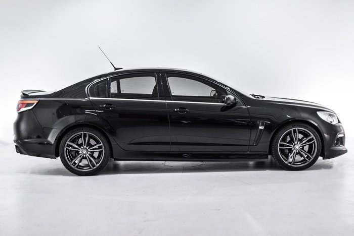 2015 Holden Special Vehicles Senator SV GEN-F MY15 Black