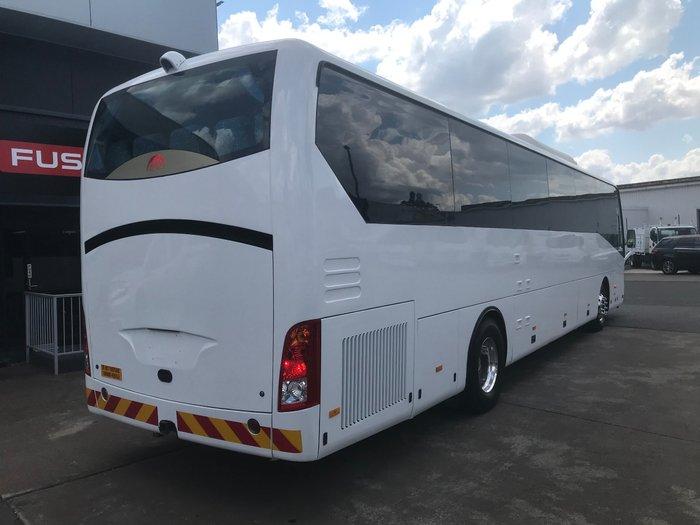 2014 Yutong 57 Seat 57 SEAT COACH WHITE