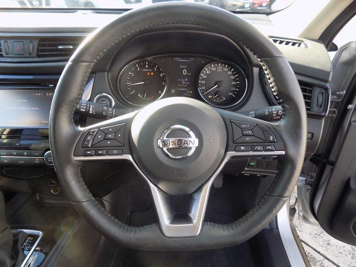 2019 Nissan X-TRAIL Ti T32 Series II 4X4 On Demand Silver