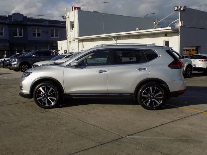 2019 Nissan X-TRAIL Ti T32 Series II 4X4 On Demand Silver