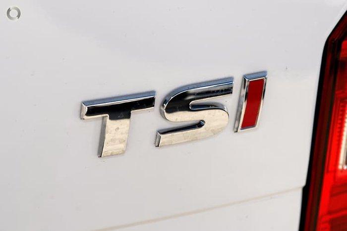 2017 Volkswagen Caddy TSI220 2KN MY17.5 White