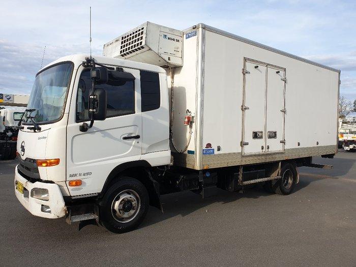 2011 U.d. Mk Series MK6 White
