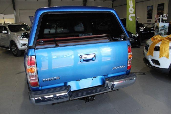 2008 Mazda BT-50 SDX UN 4X4 Blue