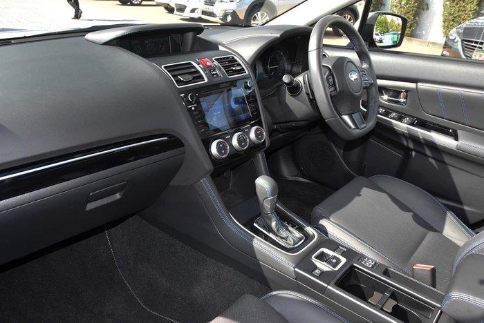 2018 Subaru Levorg 2.0 GT-S V1 MY19 Four Wheel Drive Silver