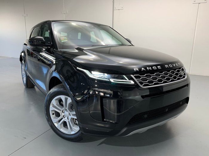 2019 Land Rover Range Rover Evoque P200 S L551 MY20.25 4X4 Constant Black
