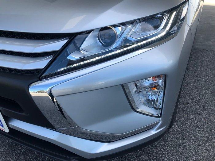 2018 Mitsubishi Eclipse Cross ES YA MY18 Silver