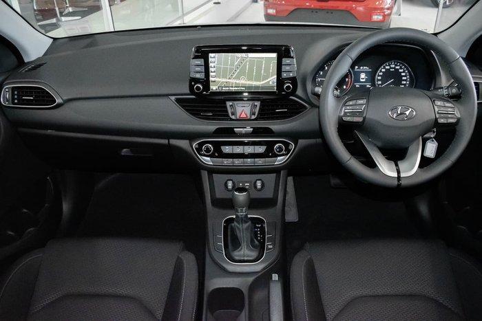 2019 Hyundai i30 Active PD2 MY19 Silver