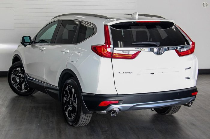 2019 Honda CR-V VTi-LX RW MY19 4X4 On Demand White