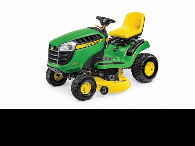 2019 John Deere Mowers E120 - New Green