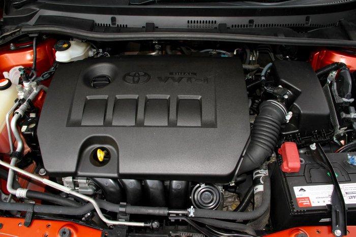 2014 Toyota Corolla Ascent Sport ZRE182R Orange