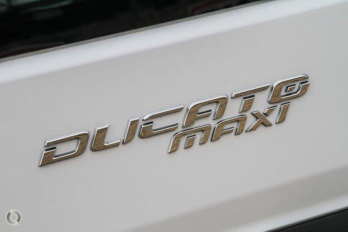 2017 Fiat Ducato Series 6 White