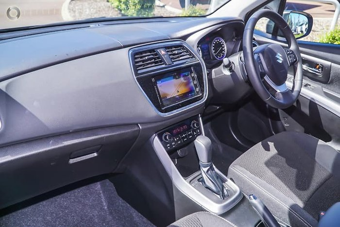 2018 Suzuki S-Cross Turbo JY Grey
