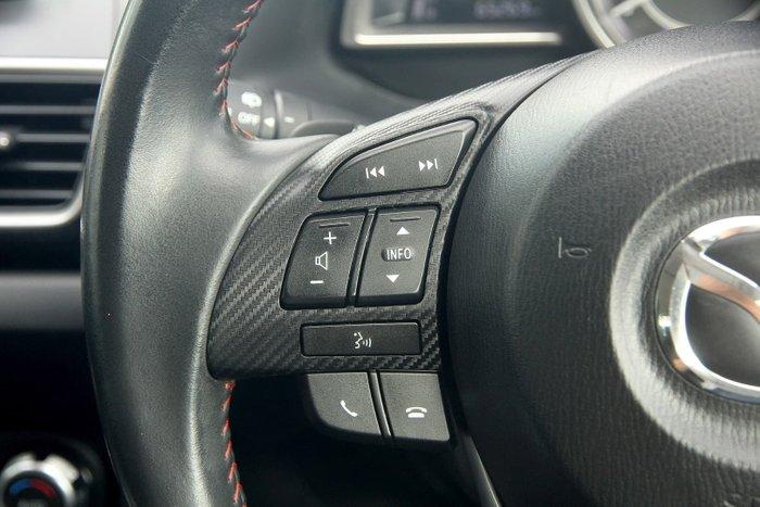 2013 Mazda 3 SP25 BL Series 2 MY13 Grey