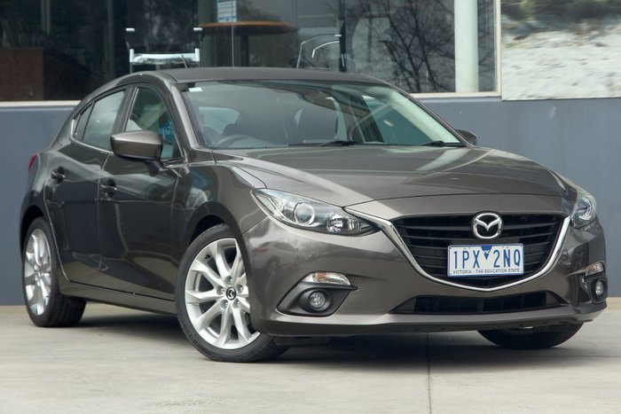 2014 Mazda 3 SP25 BM Series Bronze