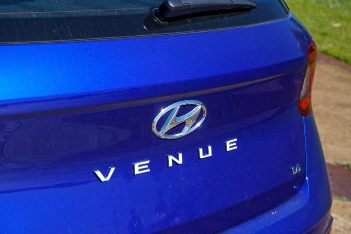 2019 Hyundai Venue Go QX MY20 Blue